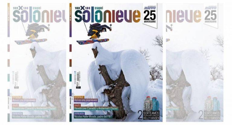 ¡El Solo Nieve de febrero 2020 ya está a la venta!