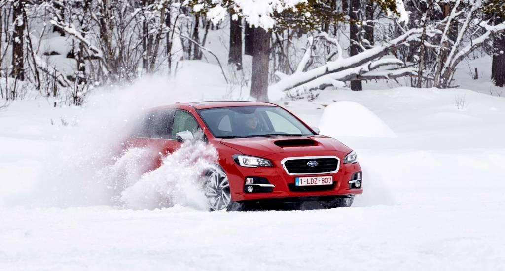 Conducir con nieve. Algunas claves