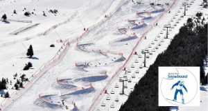 La Molina Dual Banked Slalom