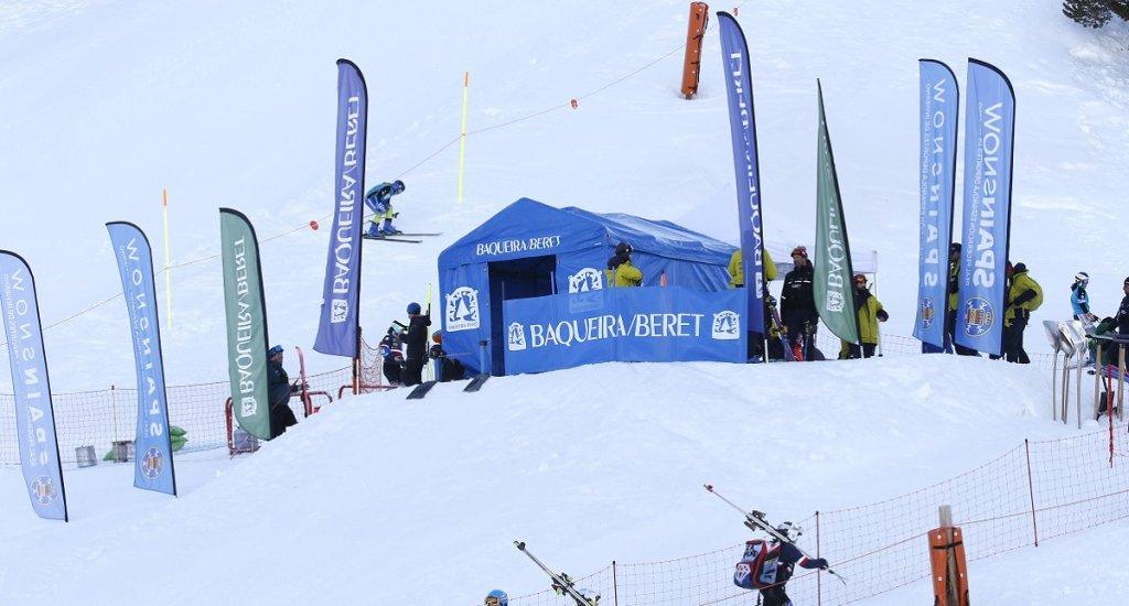 Super-G de la OPA Alpen Cup