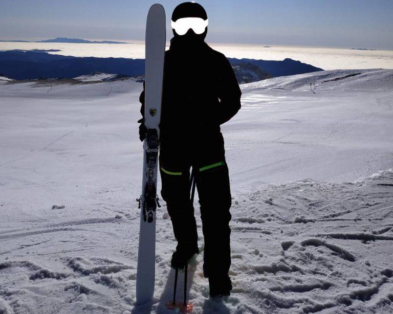 Tuneando esquís