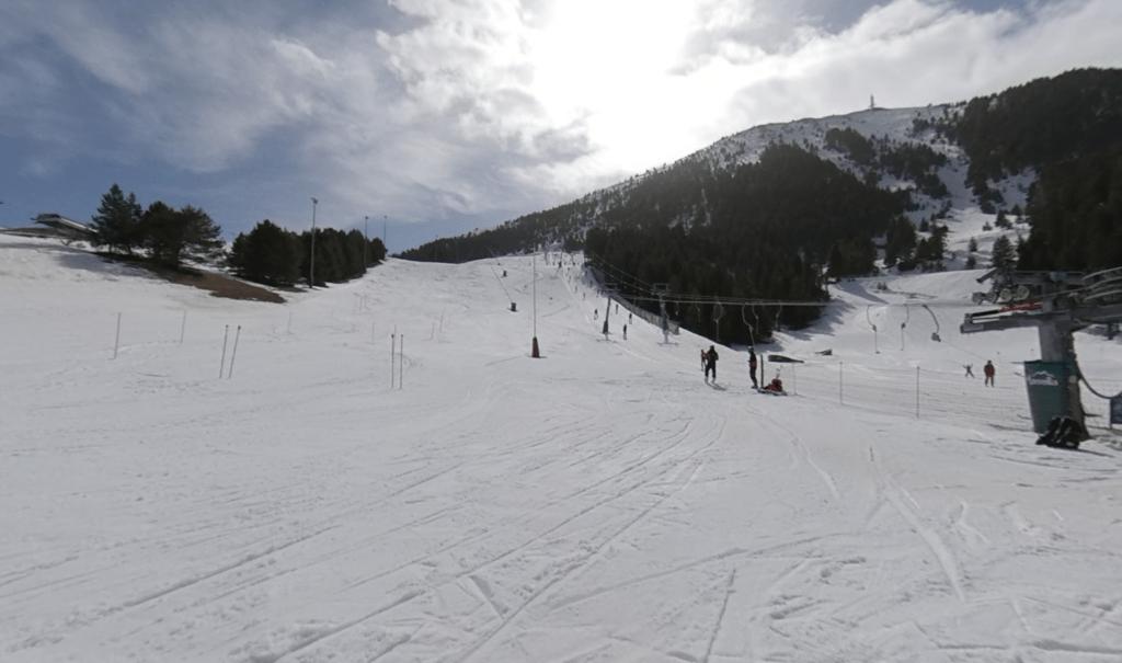 Pletes Masella queda nieve