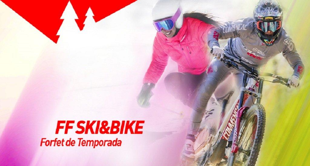 precio forfait Ski & Bike 2020-2021