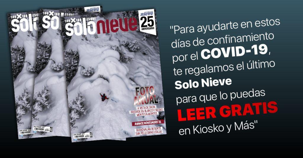 Solo Nieve Marzo 2020 gratis