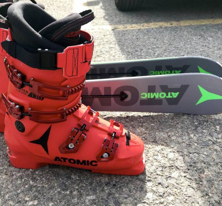 Cuidado del equipo de esquí