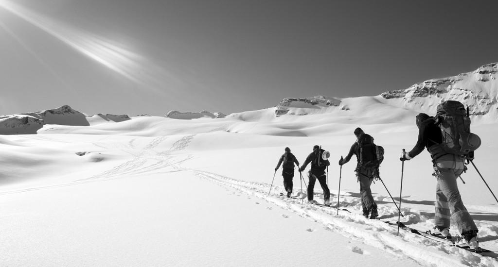 La Sentinelle esquí de montaña