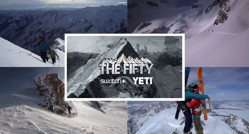 The Fifty Project completo