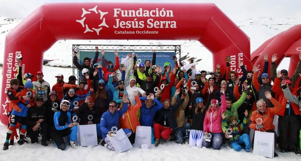 Trofeo de Esquí Fundación Jesús Serra 2020