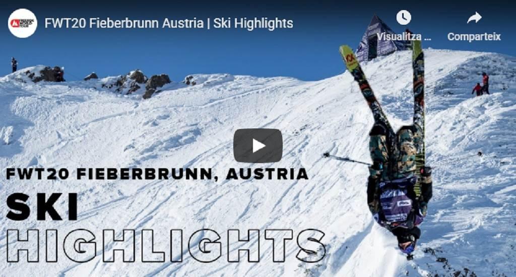 mejores momentos FWT Fieberbrunn 2020