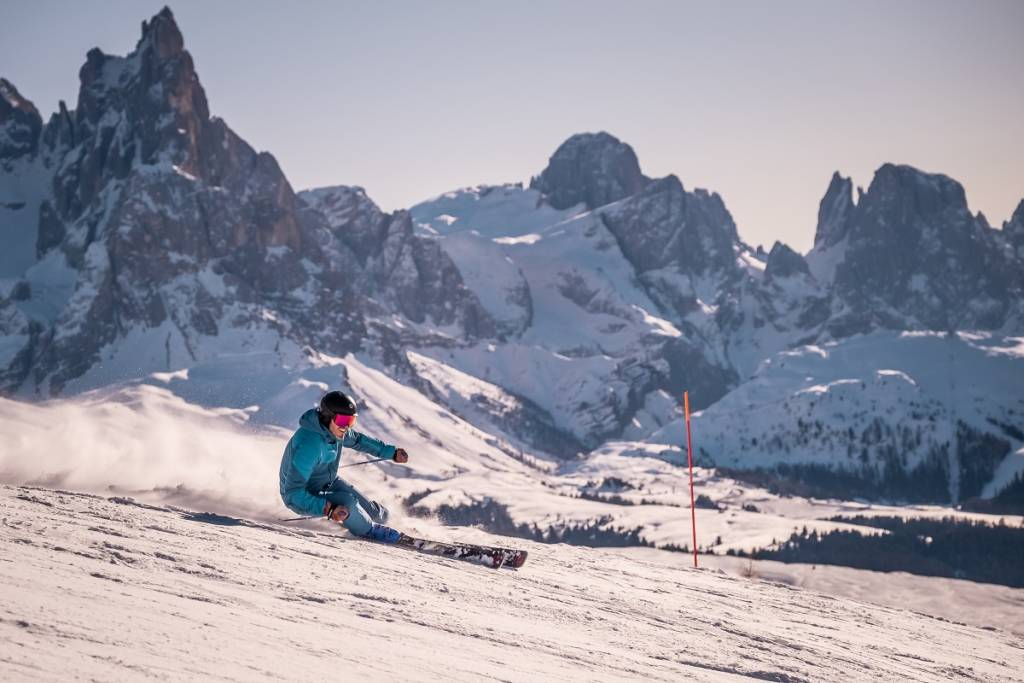 San Pellegrino y Alpe Lusia