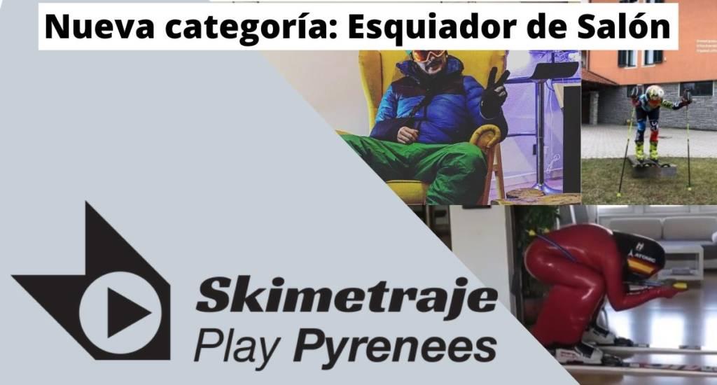 Skimetraje categoría Esquiadores de Salón edición 2020