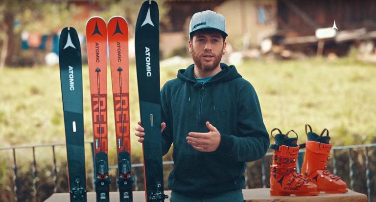 ¿Cómo guardar el material de esquí de montaña?