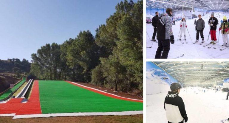 ¡Ski Sin Límites ya ha abierto sus instalaciones! Ya podéis quitaros el gusanillo de esquiar