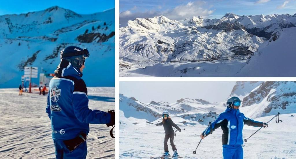 monopolio escuela esquí Formigal