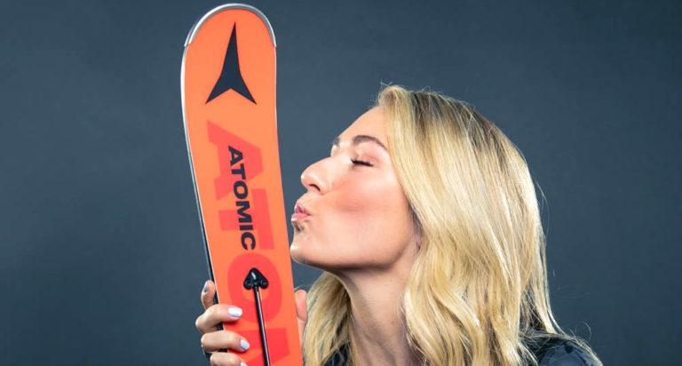 Mikaela Shiffrin amplía su contrato con Atomic dos años más