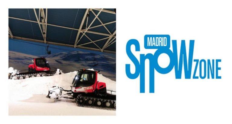 Preparados, listos… ¡Madrid SnowZone está a punto de abrir sus puertas!