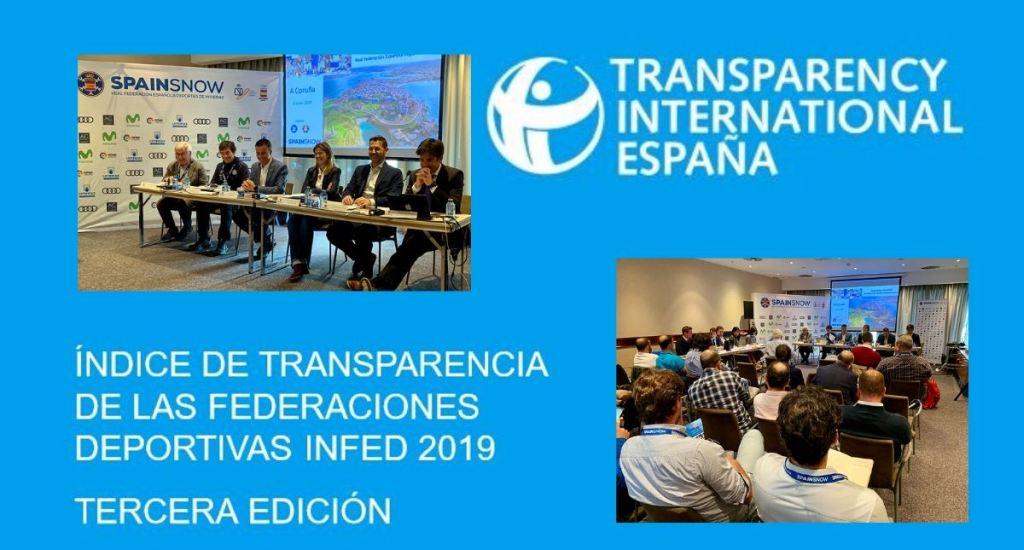 RFEDI Estudio de Transparencia Internacional