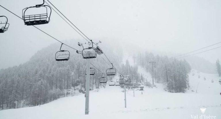 Sí habrá esquí de verano en Europa, las estaciones van anunciando su fecha de apertura