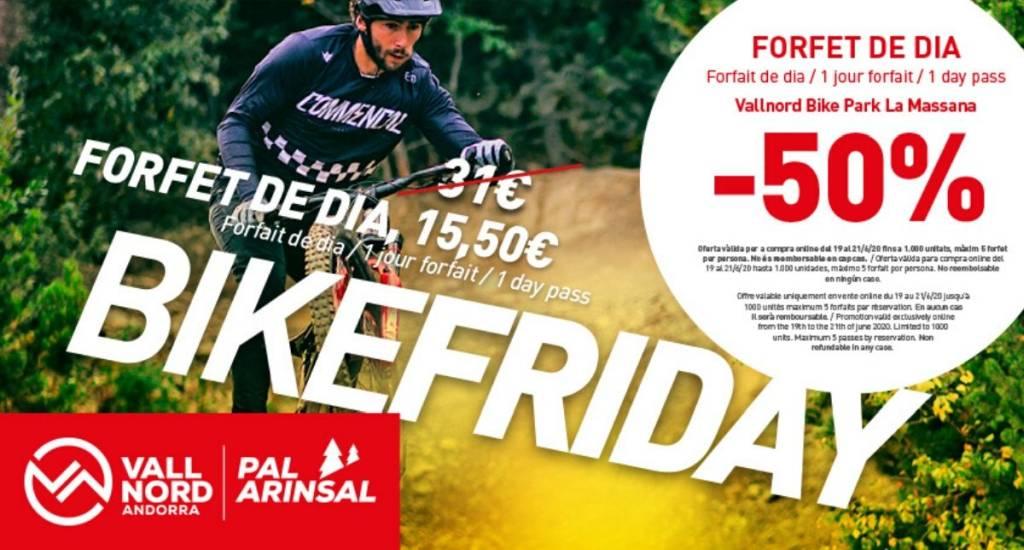 Vallnord Pal-Arinsal Bike Friday 2020
