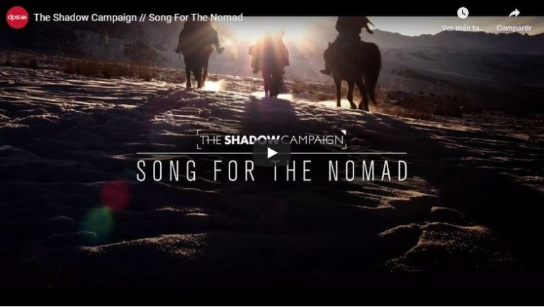 The Shadow Campaign, 'Song for the Nomad': Cabalgando las montañas
