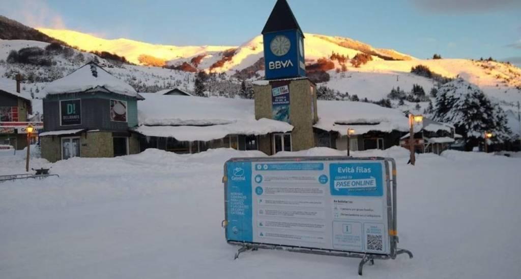 Protocolo COVID estaciones de esquí argentina