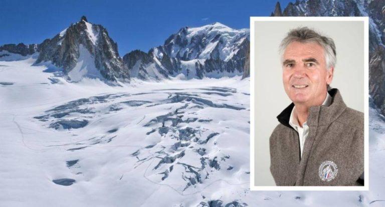 Fallece un experimentado guía de Chamonix al derrumbarse un puente de nieve en el Mont Blanc