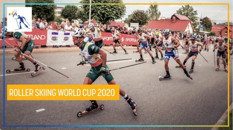 ¡Sí! Habrá Copa del Mundo de Roller Ski 2020 y ya hay fecha de inicio