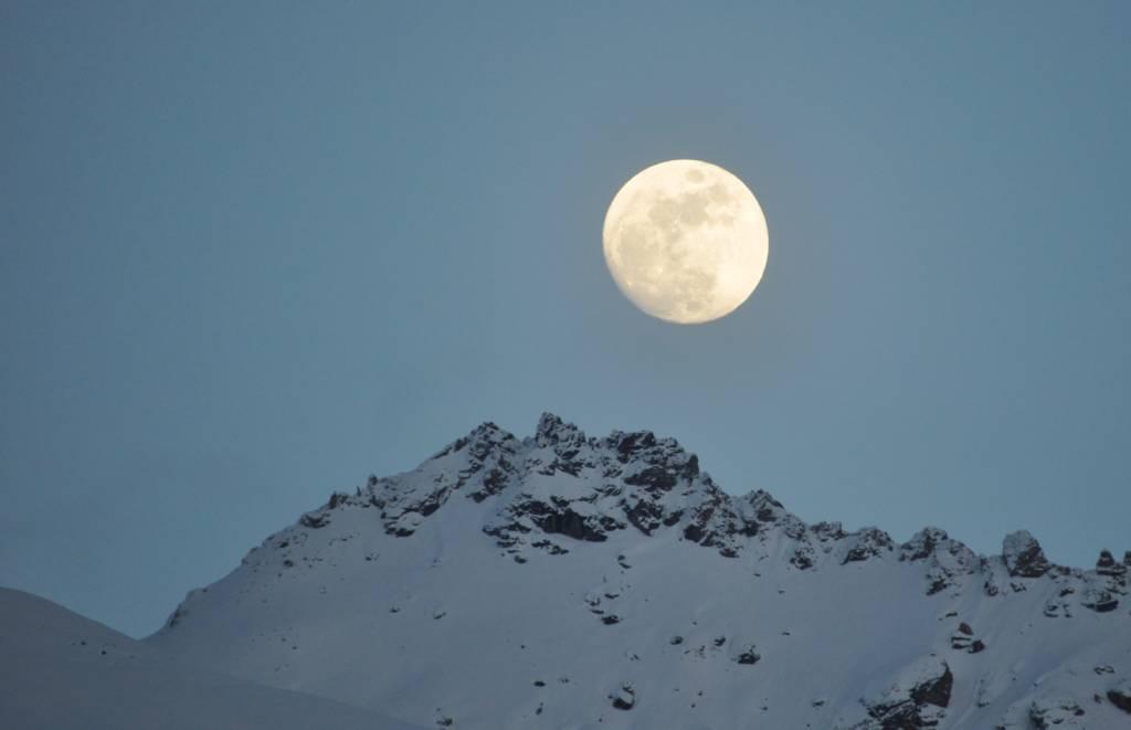 Cuando la luna llena II