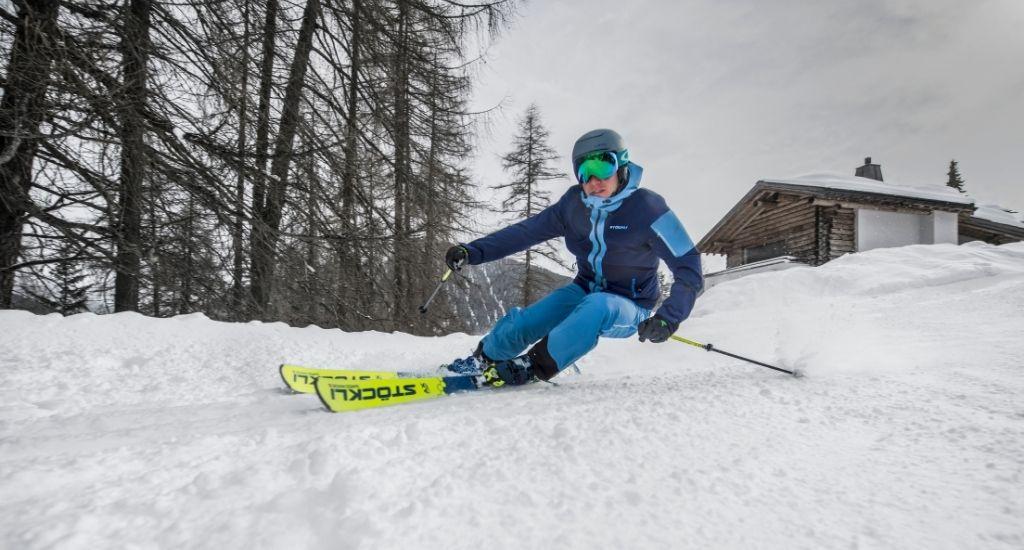 línea ropa de esquí Stöckli 2021