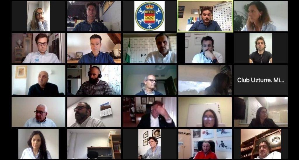 Asamblea General de la RFEDI 2020