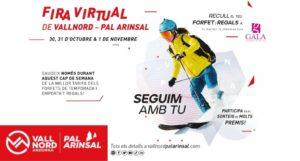 Participa en la feria virtual de Vallnord – Pal Arinsal y aprovecha sus promociones