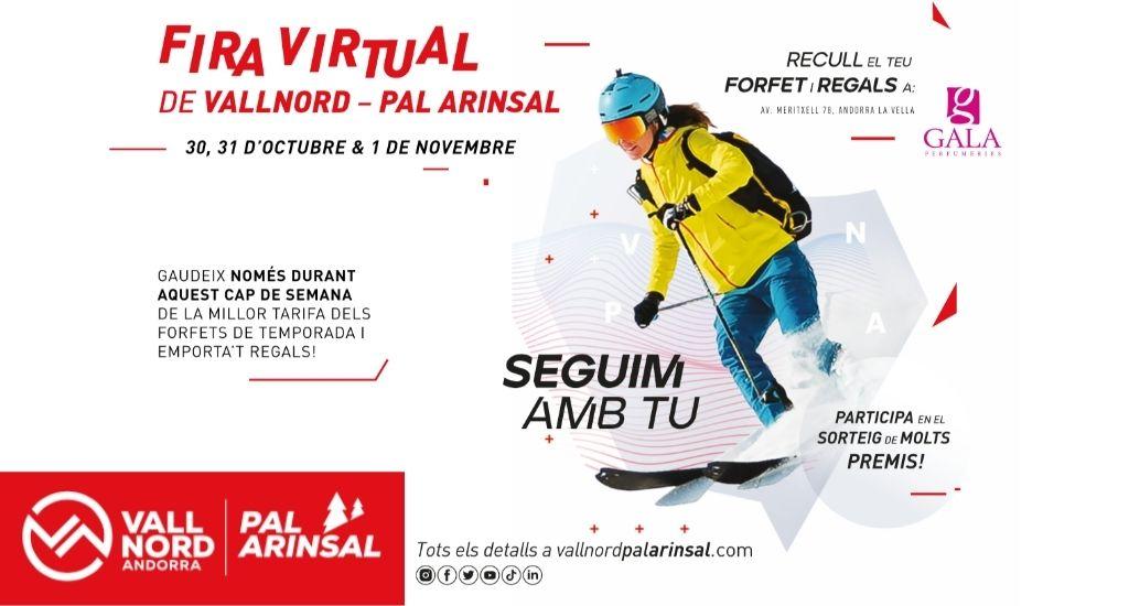 promociones feria virtual Vallnord – Pal Arinsal