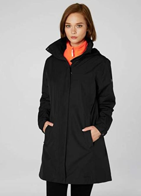 Helly Hansen Mujer chaqueta larga