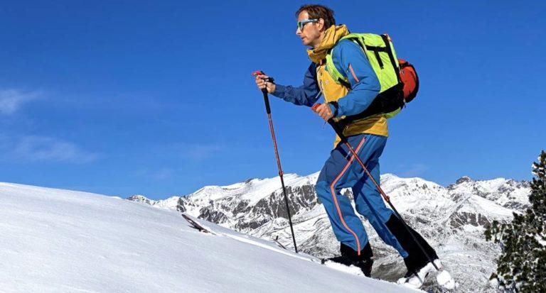 El esquí de montaña crece por el efecto COVID-19