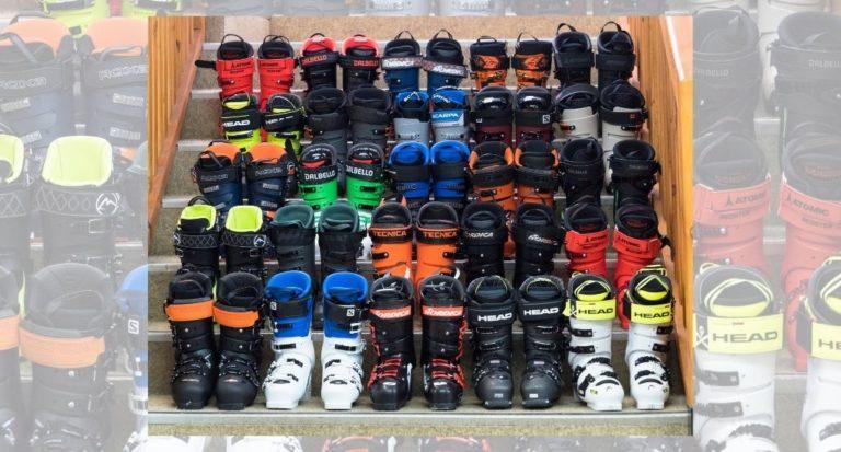 Listado de precios de las botas de esquí 2021