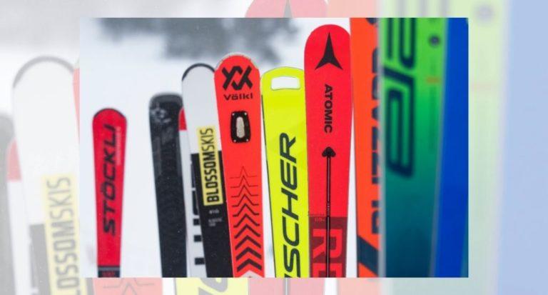 Listado de precios de los esquís de la temporada 2021