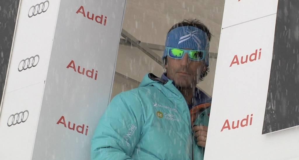 Andorrano Delegado Técnico Copa del Mundo Val d'Isère