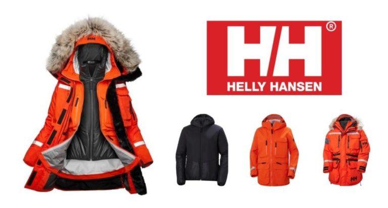 Arctic Patrol Modular Parka de Helly Hansen, la chaqueta definitiva