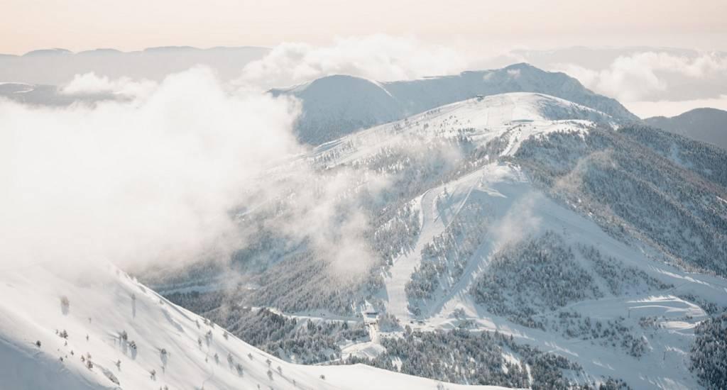 Protocolo covid 19 estaciones esquí Andorra