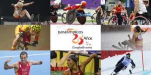 El Comité Paralímpico Español celebra su 25º aniversario
