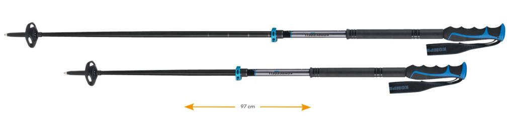 bastones telescópicos regalos para esquiadores