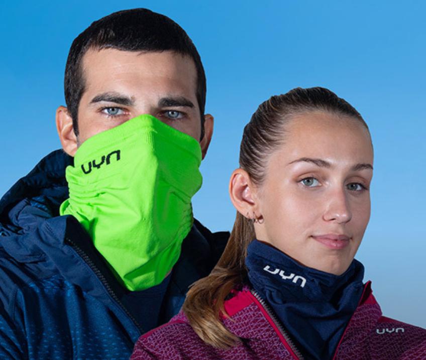 mascara covid19 regalos para esquiadores