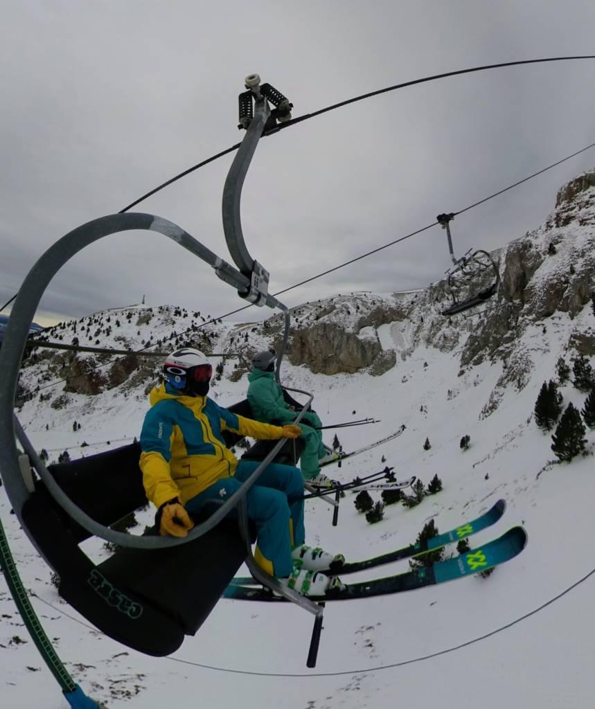 Mascarilla esquí