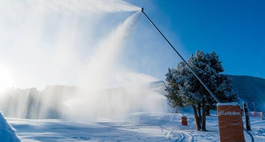 ACEM sobre apertura estaciones de esquí