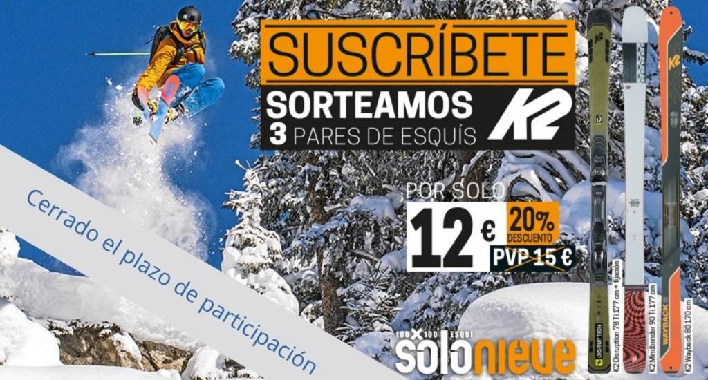 Sorteo esquís 2020-2021