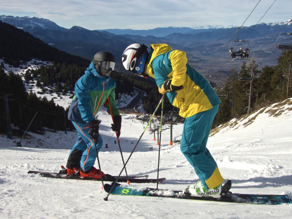 mascarillas para esquiar, el blog de urzaiz