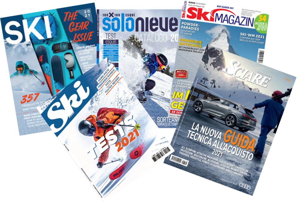 revistas esqui