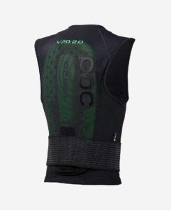 Protección dorsal tipo 2