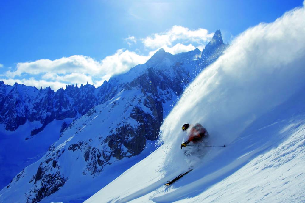 Tipos-de-nieve Polvo