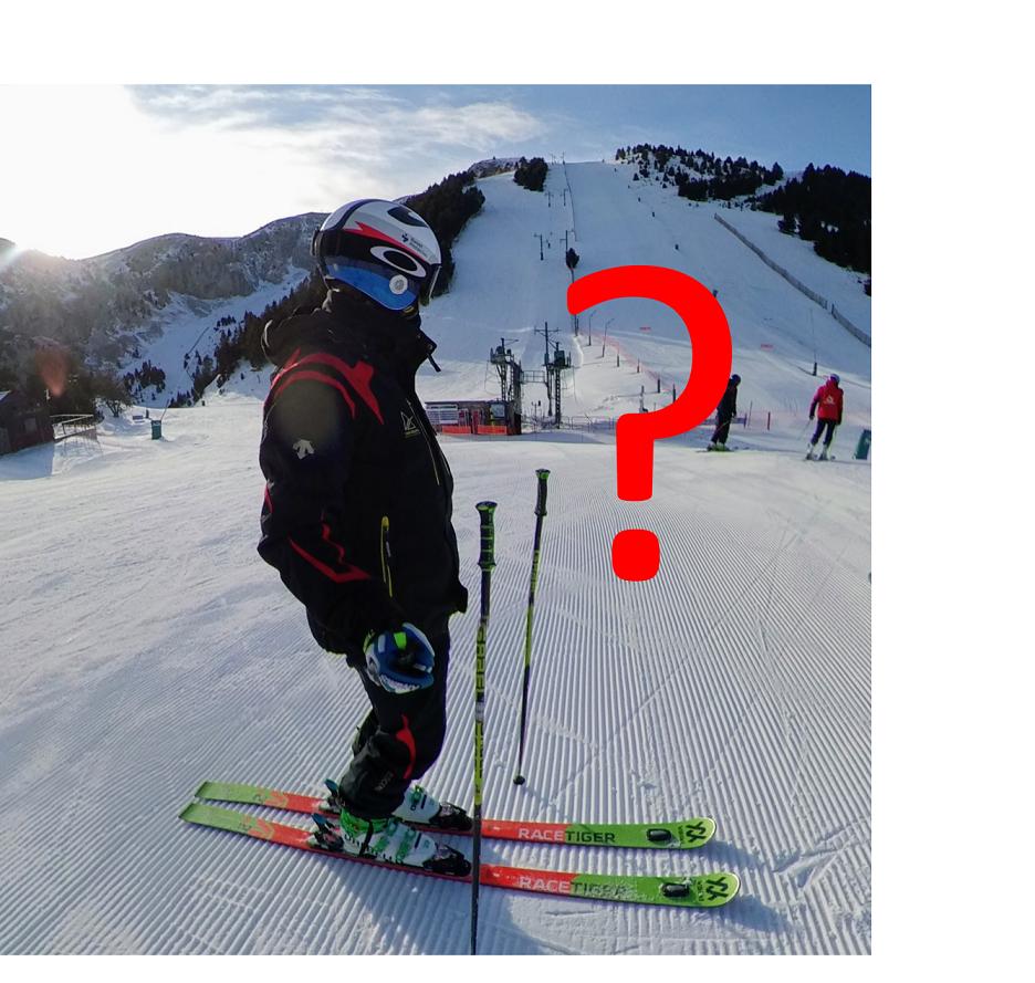 cierre municipal esquí